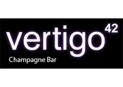Vertigo 42, Champagne Bar in the City